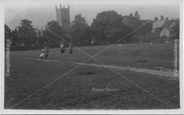 Elston Church