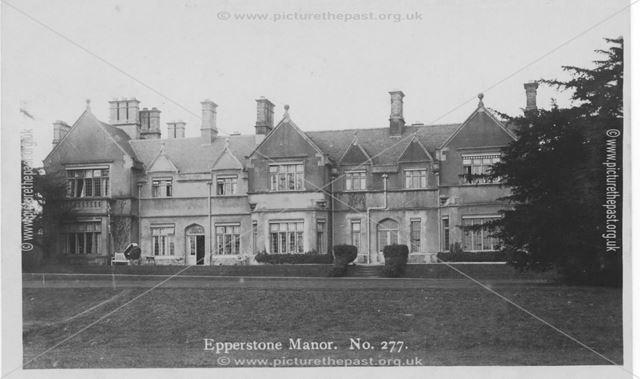 Epperstone Manor