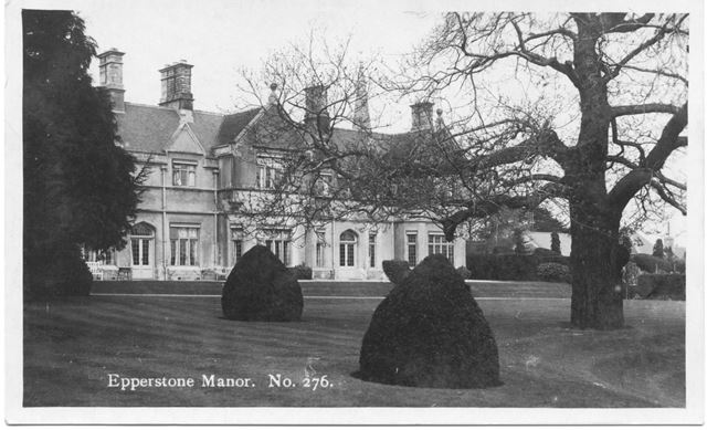 Epperstone Manor