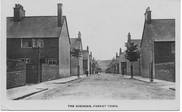 The Avenues, Forest Town