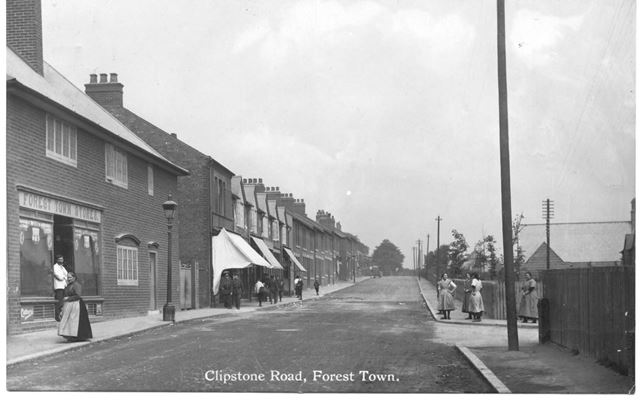 Clipstone Road, Forest Town
