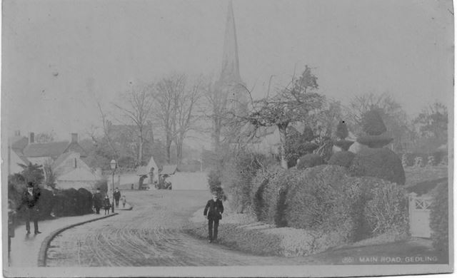 Main Road, Gedling
