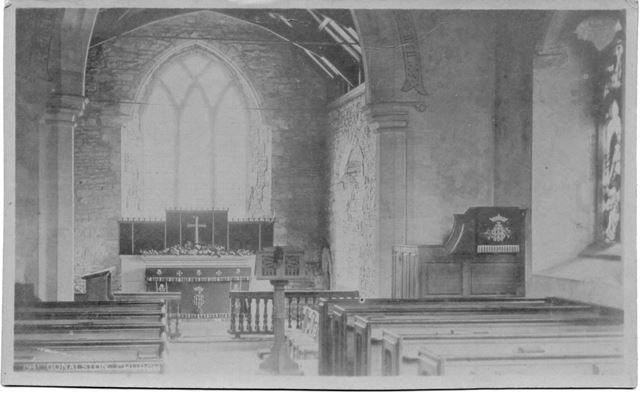 Gonalston church