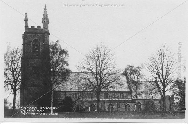 Parish Church, Eastwood