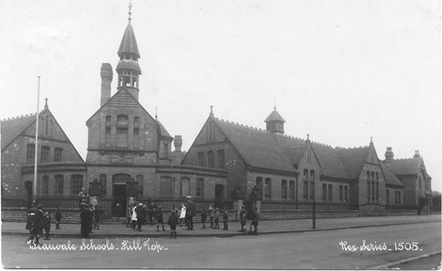 Beauvale Schools, Hill Top