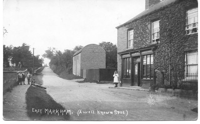 East Markham (a well known spot)
