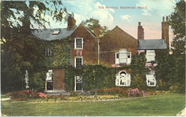 The Rectory, Eastwood