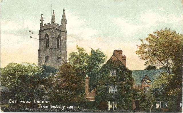 St Mary's Church and The Rectory