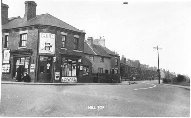 Hill Top, Eastwood