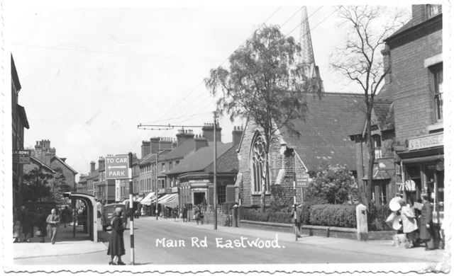 Main Road, Eastwood