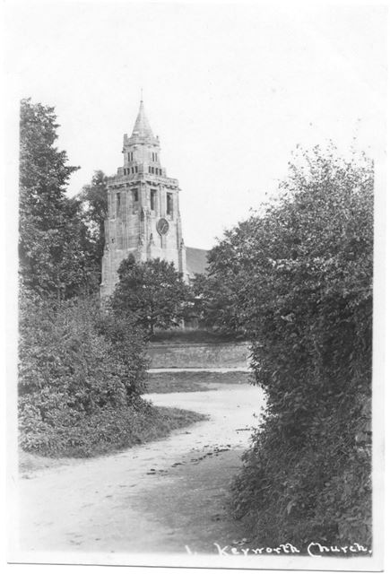 St Mary's Church, Keyworth, undated