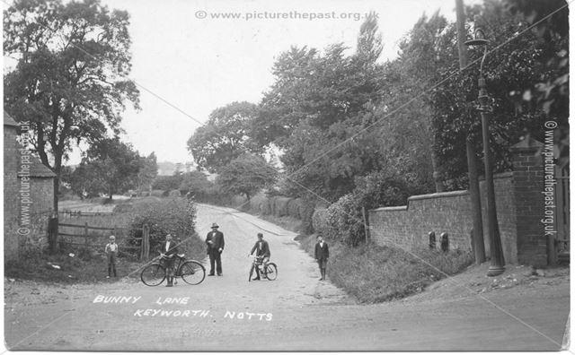 Bunny Lane, Keyworth