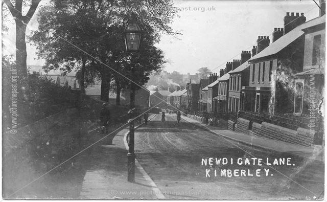 Newdigate Lane, Kimberley
