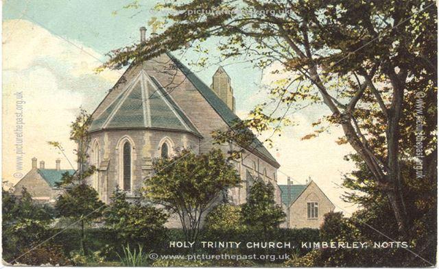 Holy Trinity Church, Kimberley
