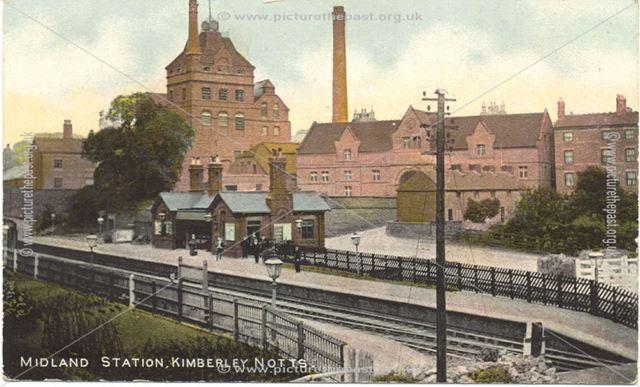 Midland Railway Station, Kimberley