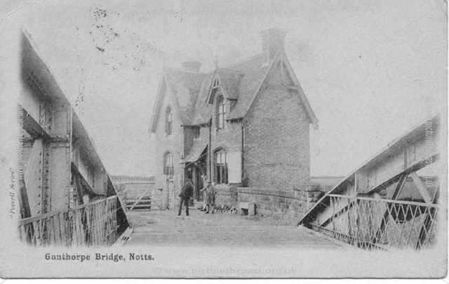 Gunthorpe Bridge, Notts