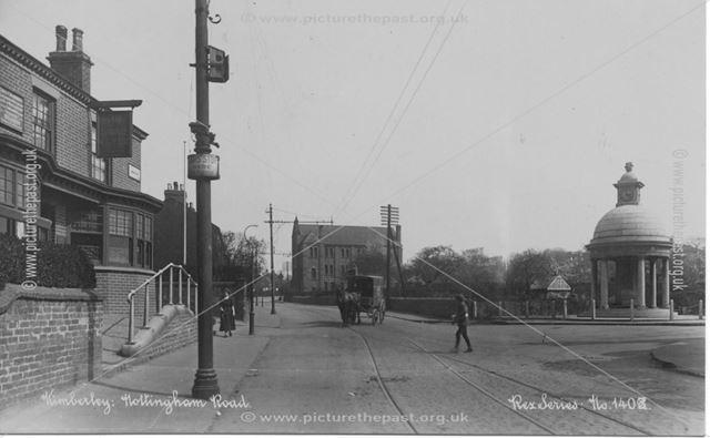 Kimberley, Nottingham Road