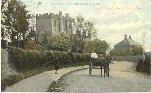 The Hall, Gunthorpe, Notts