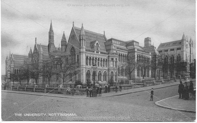 The University, Nottingham