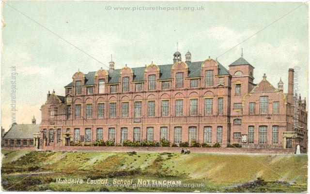 Mundella Council School, Nottingham