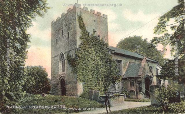 Nuttall Church, Nottinghamshire