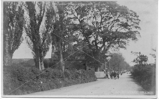 Station Road, Plumtree, c 1900