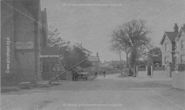 Main Road, Plumtree, c 1900