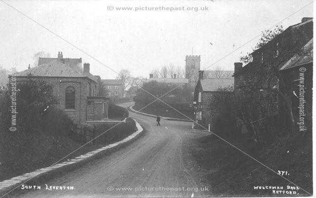 Church Street, South Leverton, c 1910s