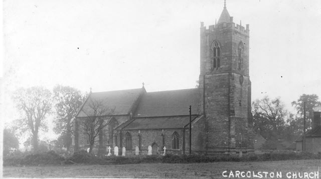 St. Mary's Church, Car Colston