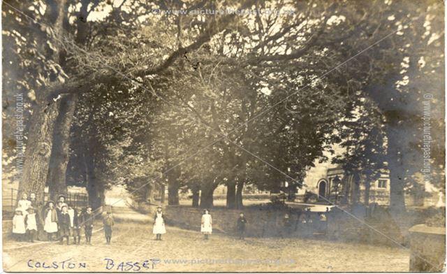 Church Gate?, Colston Bassett