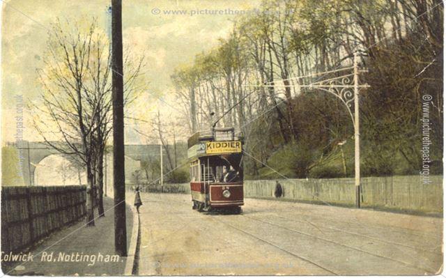 Colwick Road, Sneinton, Nottingham, c 1900