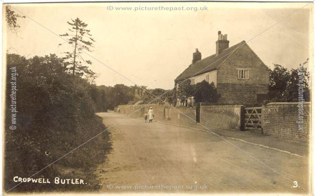 Back Lane, Cropwell Butler