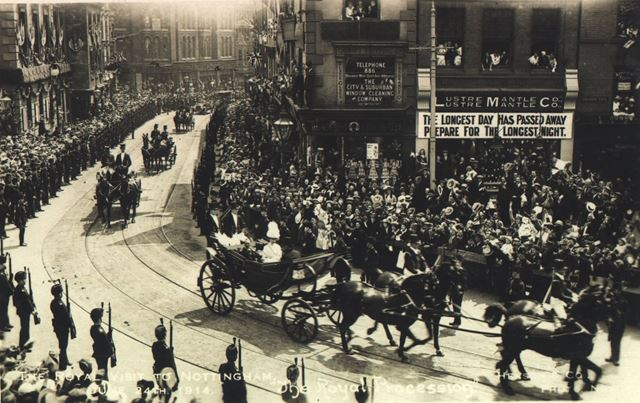 Royal visit of 24 June 1914