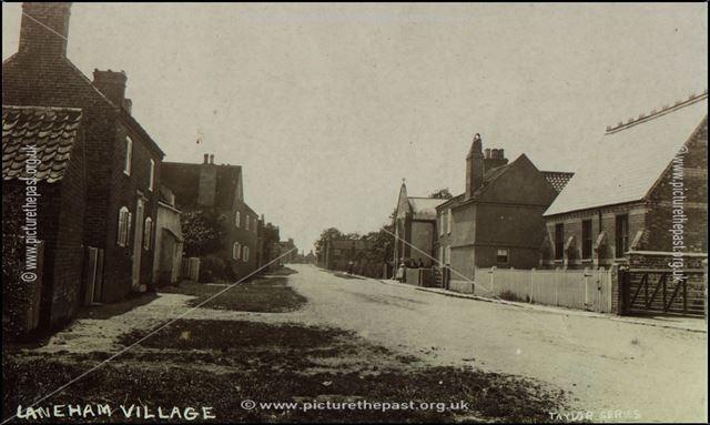 Main Street, Laneham, c 1900s-10s