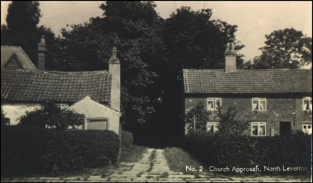 Church Approach, North Leverton