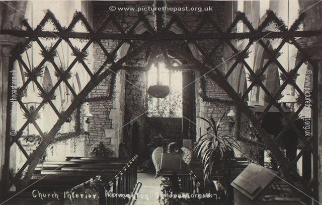 Church - interior