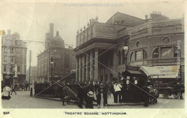 Theatre Square, Nottingham