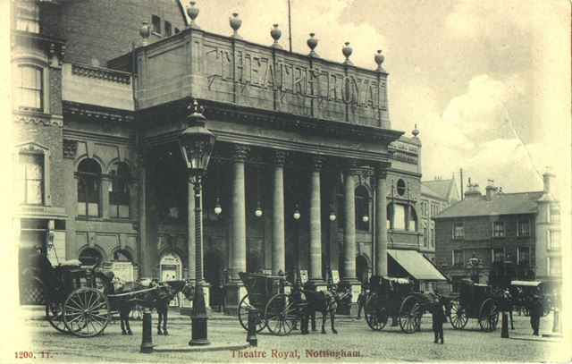 Theatre Royal', Nottingham