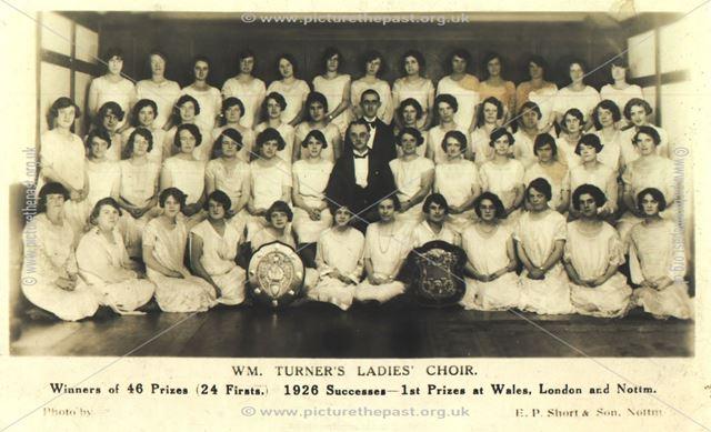 Wm. Turner Ladies' Choir