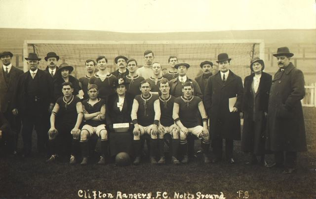 Clifton Rangers F.C.
