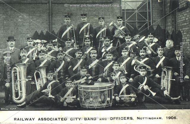 Railway Associated City Band