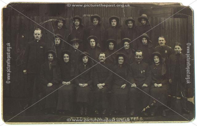Nottingham 3 Songsters'