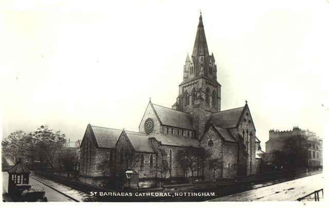 St. Barnabas' R.C. Cathedral, Nottingham