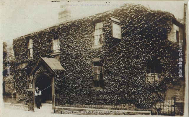 The Vernon Arms', Waverley Street, Nottingham, c 1900