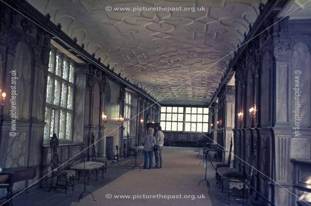 Long Gallery, Haddon Hall, Bakewell, 1998