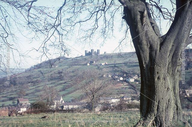 Riber Castle, Riber, c 1970s