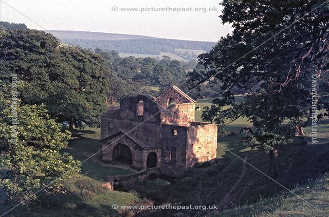 Old Mill, Chatsworth Estate, Chatsworth, c 1970s