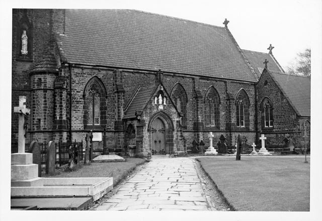 Church of the Immaculate Conception, Spinkhill Lane, Spinkhill, 1966