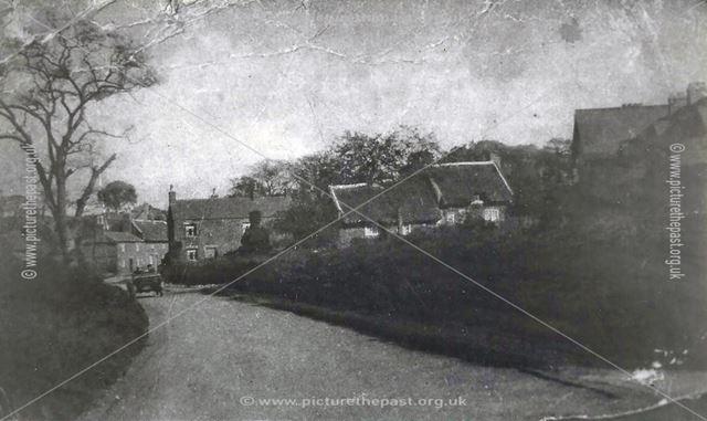 Church Street, Denby Village, 1898