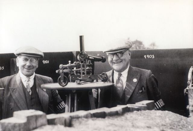Royal Observer Corps, Whitwell, c1940's
